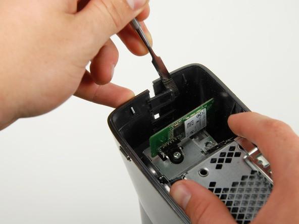 آموزش گام به گام و تصویری باز کردن ایکس باکس مدل اسلیم Xbox 360 slim irconsole.ir (1)