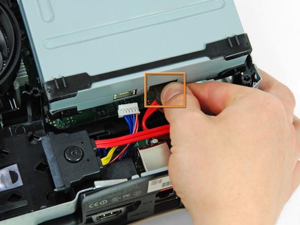 آموزش گام به گام و تصویری باز کردن ایکس باکس مدل اسلیم Xbox 360 slim irconsole.ir (12)