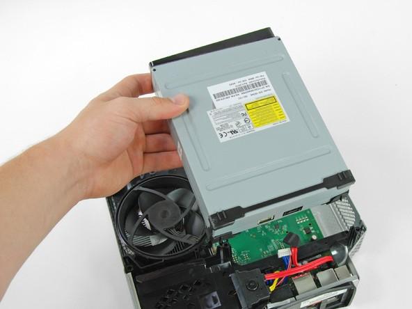 آموزش گام به گام و تصویری باز کردن ایکس باکس مدل اسلیم Xbox 360 slim irconsole.ir (32)