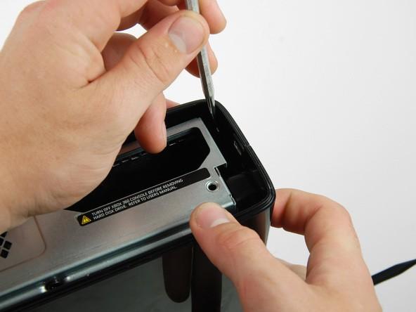 آموزش گام به گام و تصویری باز کردن ایکس باکس مدل اسلیم Xbox 360 slim irconsole.ir (37)
