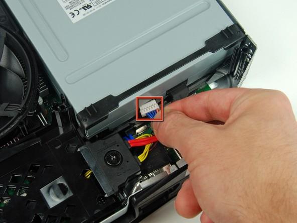آموزش گام به گام و تصویری باز کردن ایکس باکس مدل اسلیم Xbox 360 slim irconsole.ir (43)
