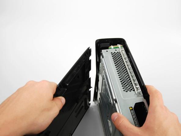 آموزش گام به گام و تصویری باز کردن ایکس باکس مدل اسلیم Xbox 360 slim irconsole.ir (6)