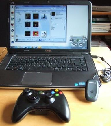 اتصال دسته Xbox 360 به لپ تاپ و کامپیوتر