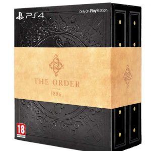 ریژن 1 بازی به همراه the order 1886 collector's edition