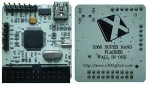 ناند فلشر X360 super nandx