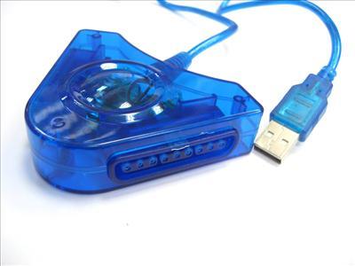 کابل اتصال دسته PS2 به کامپیوتر، لپ تاپ و PS3