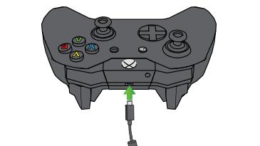 کابل شارژ دسته PS4 , Xbox one