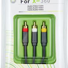 کابل AV مخصوص xbox 360