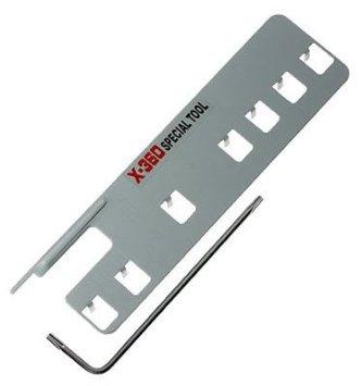 ابزار باز کردن ایکس باکس 360 Xbox 360 opening tool