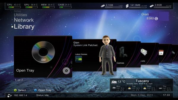 ایکس باکس Xbox 360 JTAG