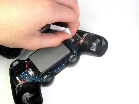 آموزش کامل و گام به گام تصویری تعویض باتری دسته PS4