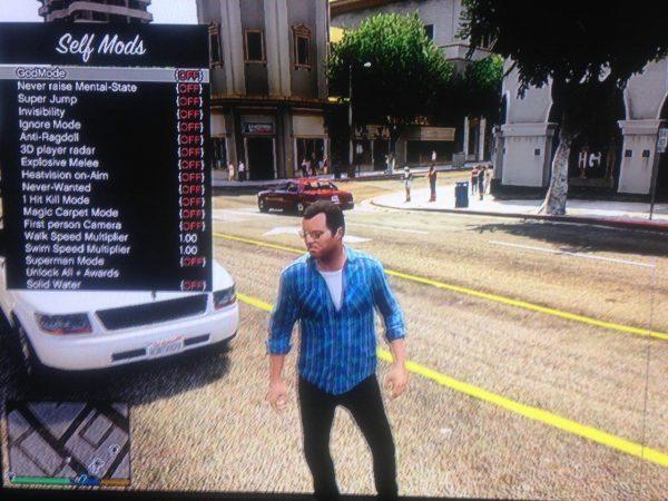 برترین مود منو بازی جی تی ای 5 best MOD menu GTA V
