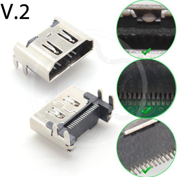 ps4 HDMI port پورت اچ دی ام آی پلی استیشن 4 (1)