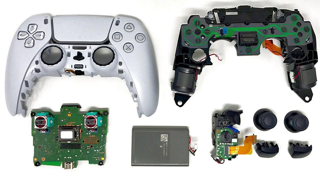 آنالوگ اصلی دسته PS5 درجه 1 (ِdualsense)