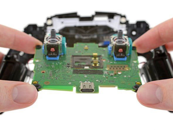 برد دسته PS5 پلی استیشن 5 Dualsense